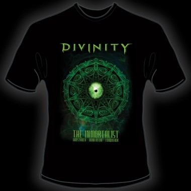 Mens T-Shirt - The Immortalist Eye